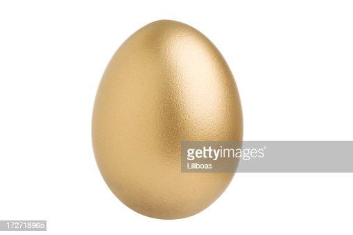 Golden Easeter Egg