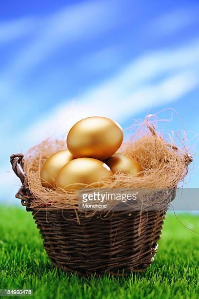 Goldene Ei