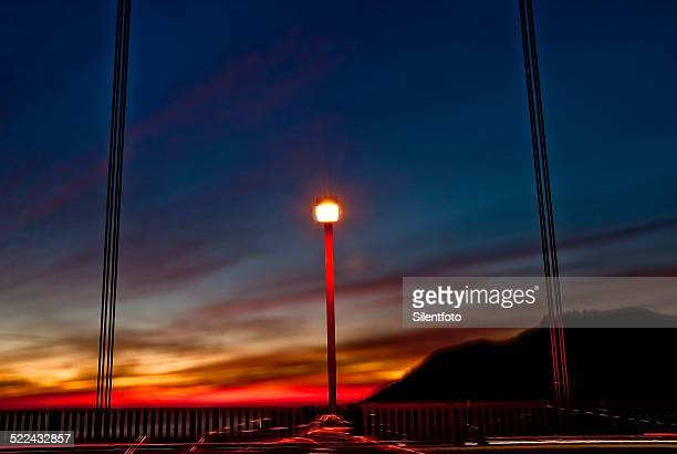 Golden Gate Beacon