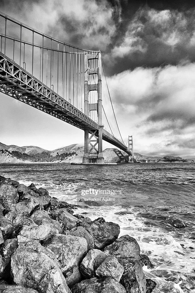 Golden Gate Bridge, California, USA, : Stock Photo