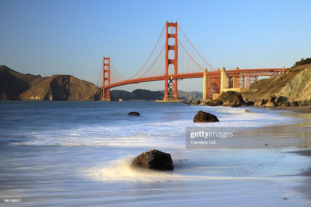 Golden Gate Bridge, San Francisco : Stock Photo