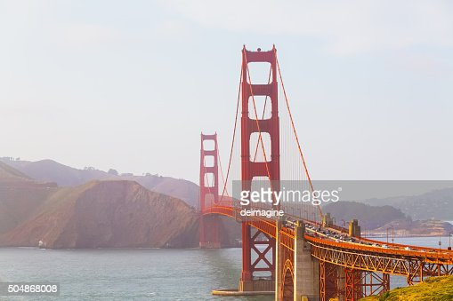 Golden Gate Bridge view, San Francisco