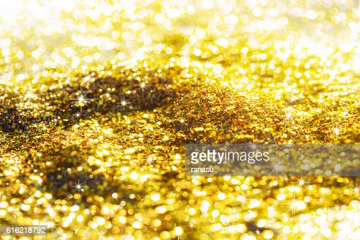 金色の輝く背景 : ストックフォト