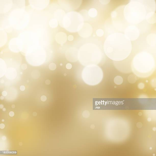 Golden Glowing background