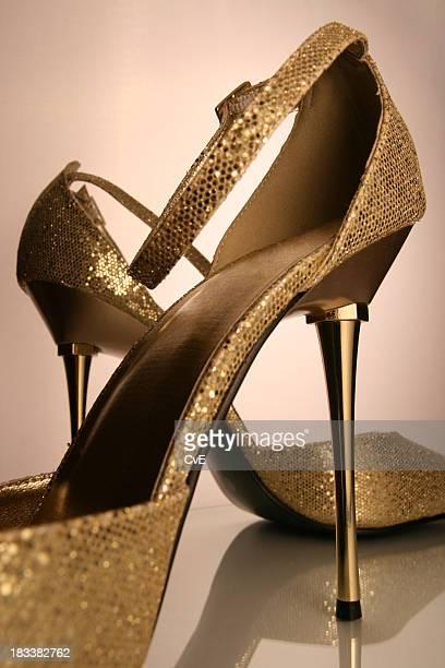 Golden Highheels
