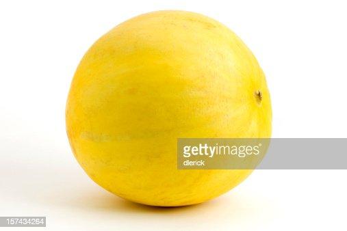 golden honeydew melon