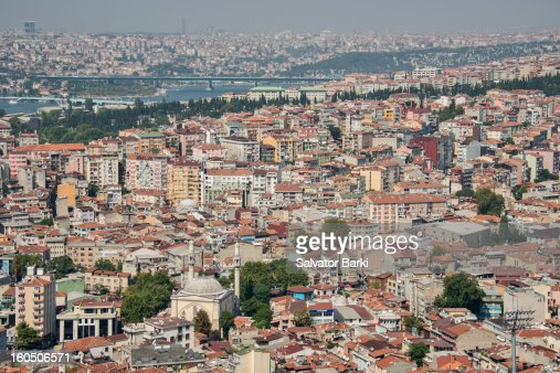 Golden Horn : Stock Photo