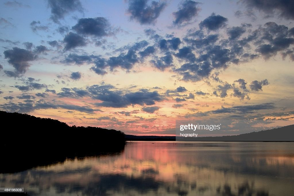 golden Lago : Foto de stock