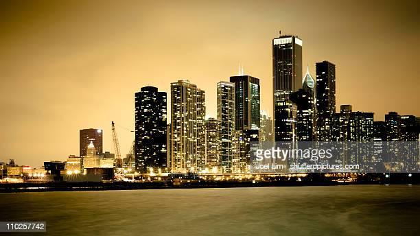 Golden Lights of Chicago