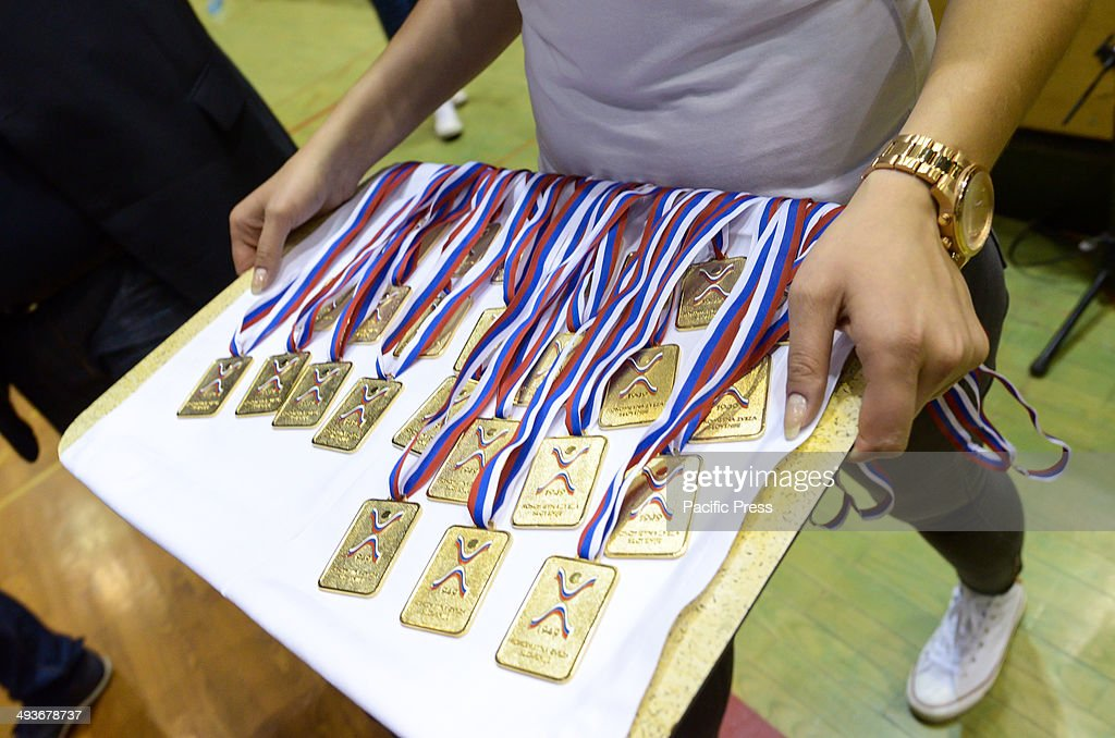 Golden medals for team Celje for their first place in Slovenian National Cup Team Celje won the National Cup for the 18th time in their history Team...