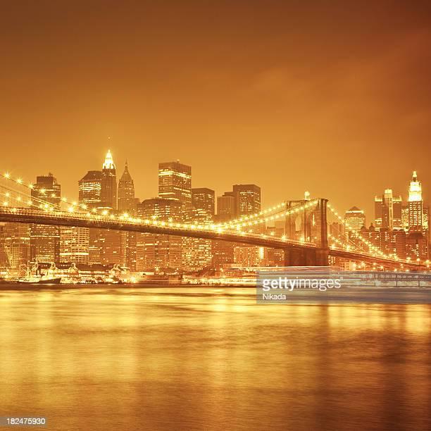 golden New York City