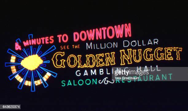 Golden Nugget Neon