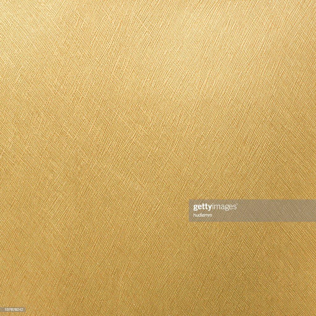 Golden Paper textured background