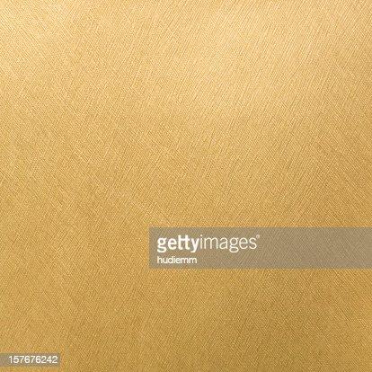 ゴールドの紙テクスチャ背景