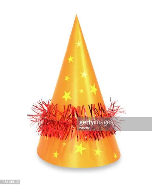 Golden Party Hat