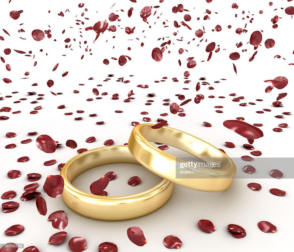 Golden Ring : Stock Photo