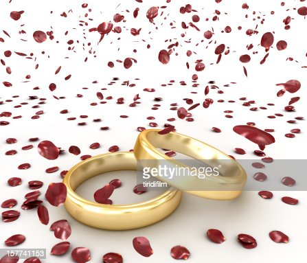 Golden Ring : Stock Photo