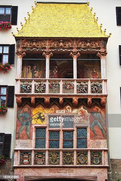 Goldenes Dachl, Innsbruck, Österreich