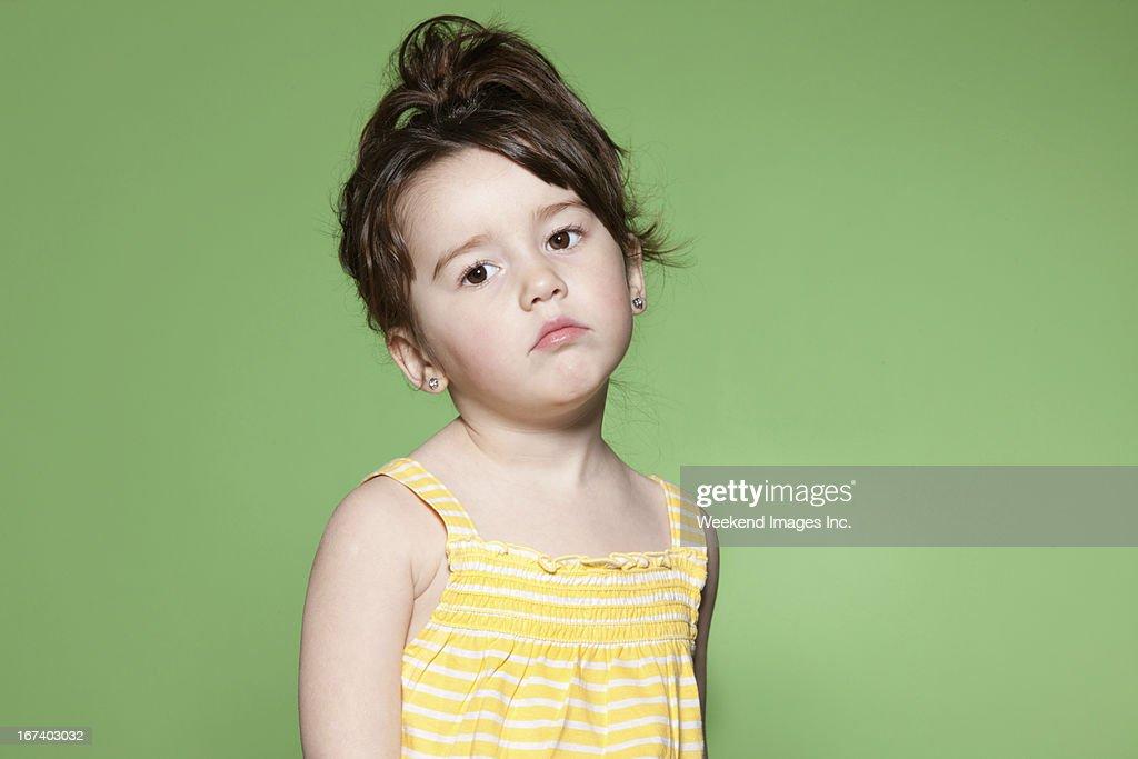 Golden rules for toddler's behavior : Stock Photo