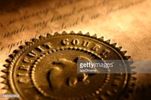 Golden Seal - Circuit Court