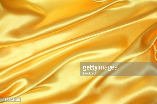 Golden Silk Texture