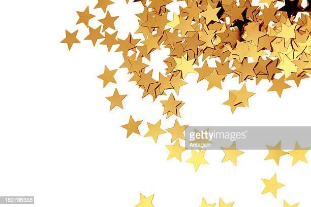 Goldene Sternen