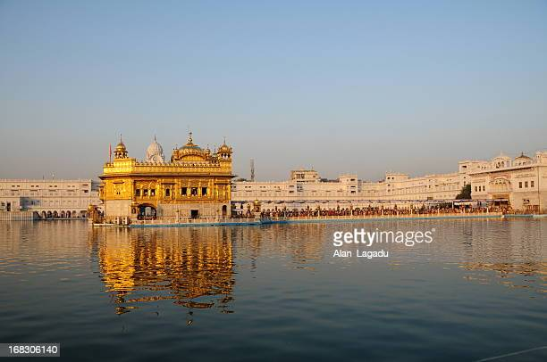 Golden Temple,Amritsar,Punjab,India.