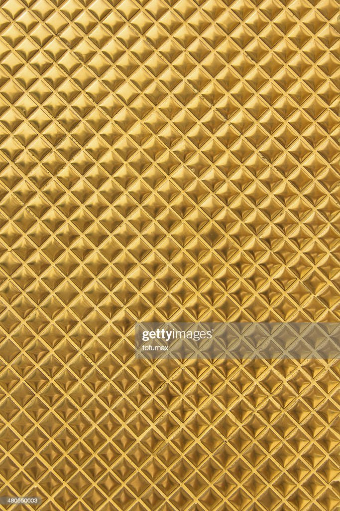 Textura dourada : Foto de stock