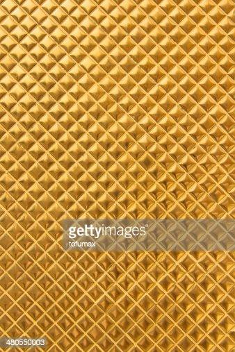 Golden textura : Foto de stock