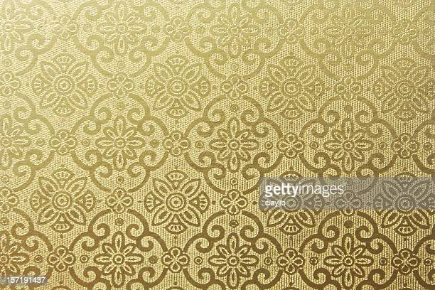 golden wallpaper texture