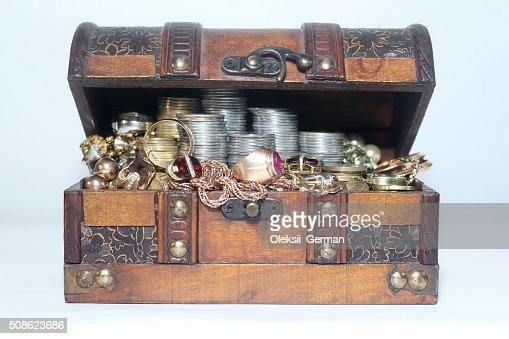 Golden_Treasure : Stock Photo
