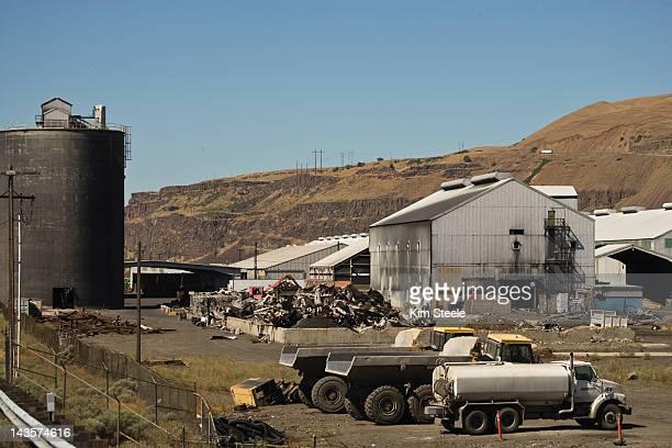 Goldendale Aluminum Smelting Facility