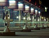 Goldern Gate Bridge Toll Plaza