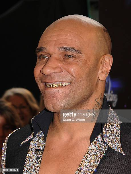 Goldie attends the 'Strictly Come Dancing' Season 8 Launch Show at BBC Television Centre on September 8 2010 in London England