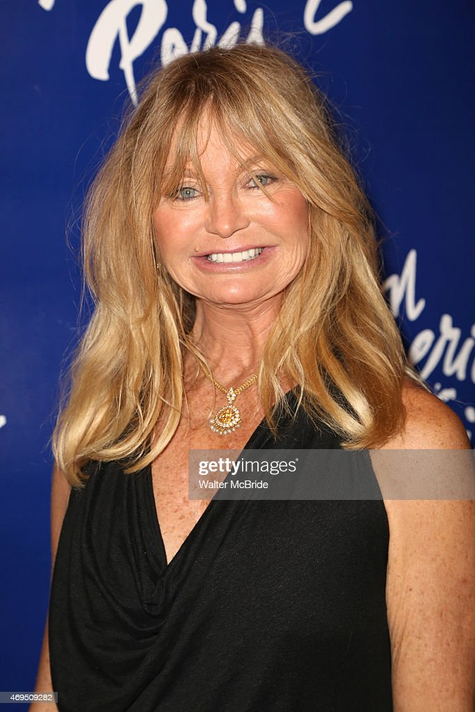 """""""An American In Paris"""" Broadway Opening Night - Arrivals & Curtain Call"""