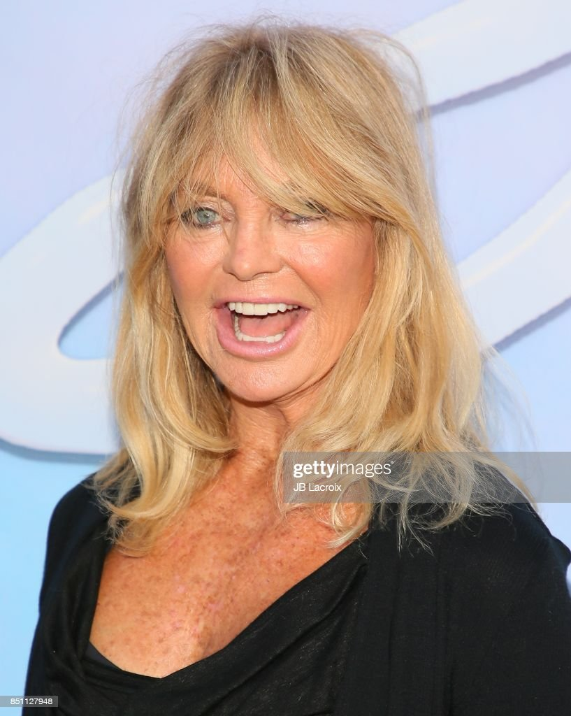 Goldie Hawn attends the premiere of Alex Israel's 'SPF-18' on September 21, 2017 in Los Angeles, California.