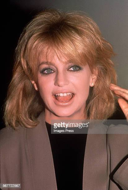 Goldie Hawn circa 1984 in New York City