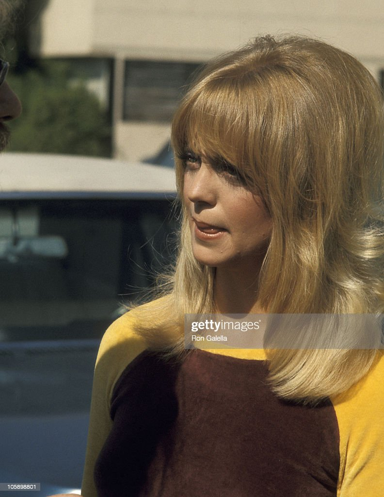 "Goldie Hawn on Location for ""Shampoo"" - March 12, 1974 ..."
