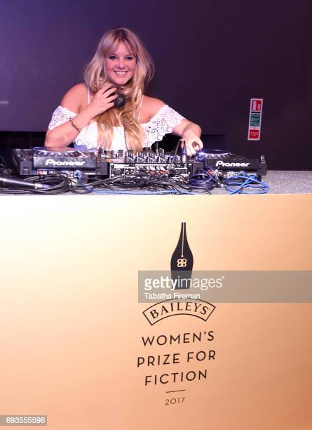 Goldierocks at the Baileys Women's Prize for Fiction 2017 at the Royal Festival Hall on June 7 2017 in London England