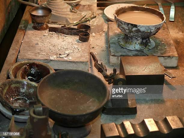 goldsmiths workbench