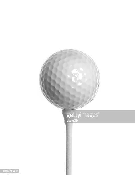 ゴルフボールおよび T シャツ