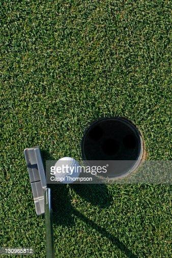 Golf ball : Stock Photo