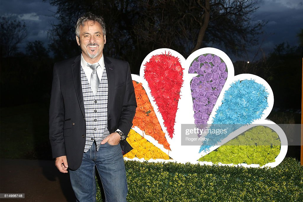 Golf Channel analyst David Feherty attends the exclusive Olympic Panel Discussion and Happy Hour at the NBC Sports Lawn at SXSW on March 11 2016 in...