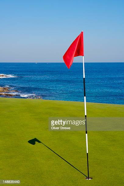 NSW Golf Course, Cape Banks, La Perouse, the most famous golf course in New South Wales.