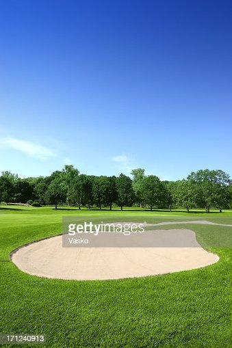 Golf Course - Sand Trap