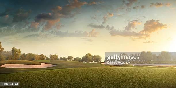 Golf: Golf course