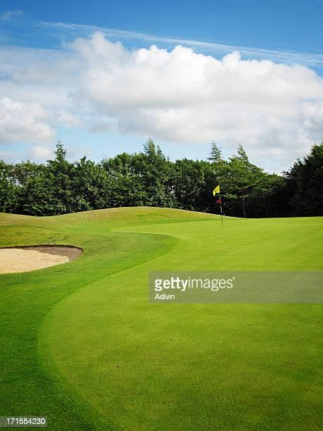 golf Grün 1