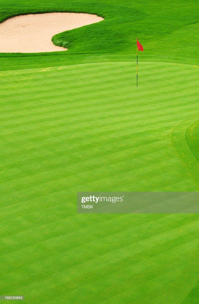グリーン上での歩測の必要性