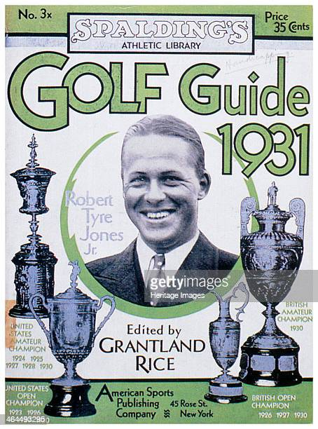 Calendar Year Grand Slam Golf : Bobby jones golfer stock photos and pictures getty images