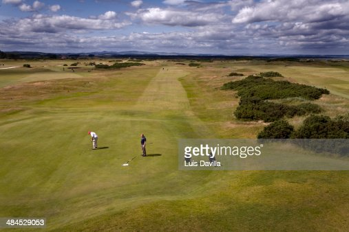 Golf Link Clubs House.St.Andrews. scotland